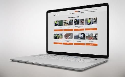 CONTENUR mejora su página web y suma dos nuevas secciones
