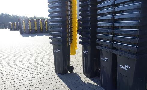 CONTENUR suministra 100.000 contenedores al Grupo Kühl para el este de Alemania