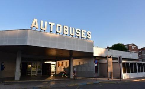 Digitalización para el control de autobuses en la estación de Albacete