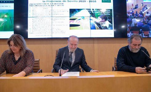 Diputación de Sevilla presenta su nuevo Plan de Residuos No Peligrosos