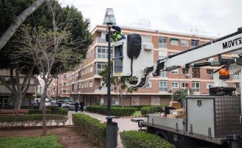 Dos millones de euros mejorarán el alumbrado de Almería