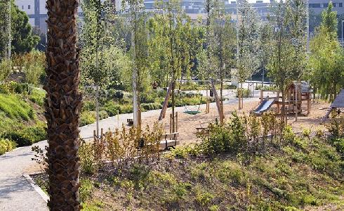 Dos nuevos parques para el área metropolitana de Barcelona