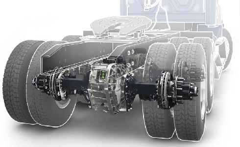 eGen Power, los nuevos ejes eléctricos cero emisiones para camiones comerciales de Allison Transmission