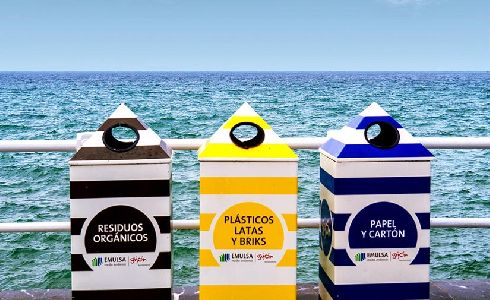 El 96% de los españoles reclama más puntos de reciclaje en las playas
