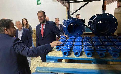El Ayuntamiento de Murcia controlará el consumo de agua en sus parques y jardines mediante un sistema de Smart City