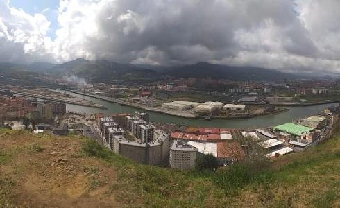 El Ayuntamiento de Bilbao aborda la ejecución de un mirador y un área recreativa en Monte Cabras