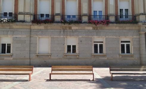 El Ayuntamiento de Huelva refuerza los contratos de mantenimiento del mobiliario urbano