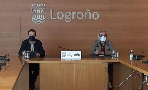 El Ayuntamiento de Logroño abrirá el parque Felipe VI el próximo martes
