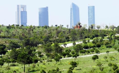 El Ayuntamiento de Madrid aprueba al proyecto de urbanización del Parque Central de Valdebebas