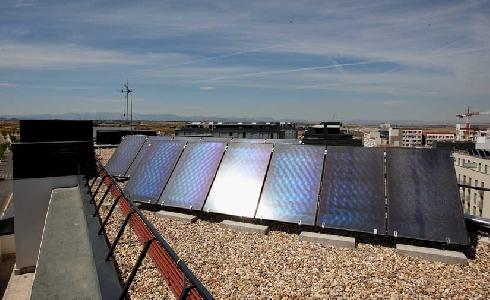 El Ayuntamiento de Madrid continúa con la mejora de la eficiencia energética de sus equipamientos y edificios