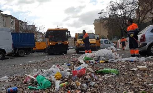 El Ayuntamiento de Sevilla avanza en el Plan para la Mejora del Hábitat Urbano del Polígono Sur