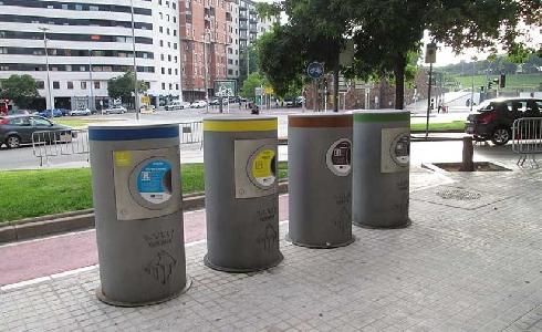 El Ayuntamiento de Sevilla pone en marcha la segunda fase para la mejora de la recogida neumática