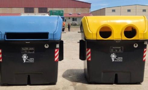 El Ayuntamiento de Teruel comienza la colocación de nuevos contenedores de carga lateral de CONTENUR