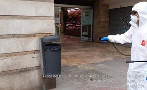El Ayuntamiento de València invierte un millón de euros en los servicios de limpieza y recogida