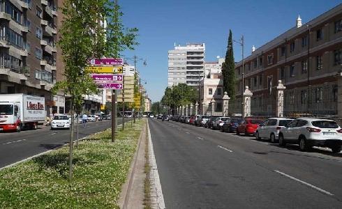 El Ayuntamiento de Valladolid promueve dos nuevas obras de renaturalización urbana