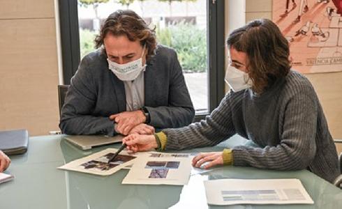 El Ayuntamiento, la Universitat de Vaència y la Jaume I evalúan un método de alerta de transmisión del COVID-19 espacios públicos