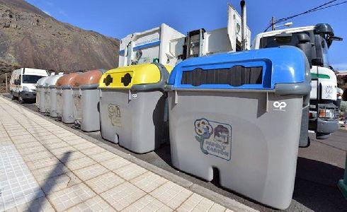 El Cabildo de El Hierro adjudica la compra de 5 camiones para la recogida de residuos insular