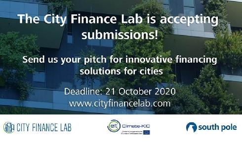 El City Finance Lab pide a los responsables urbanos ayuda para reconstruir mejor