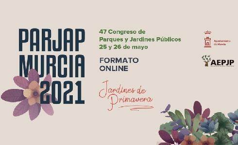 El Congreso PARJAP 2021 Murcia regresa en formato digital