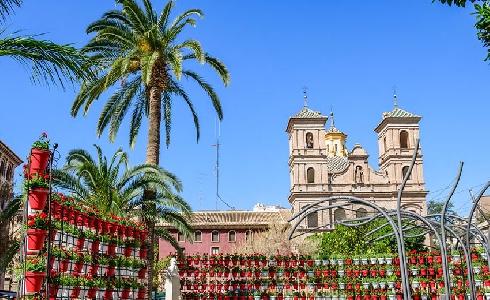 El Congreso PARJAP celebra su edición más floral durante la primavera de Murcia