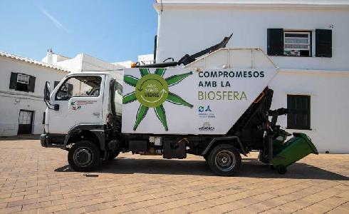 El Consorcio de Residuos y Energía de Menorca trabaja para implantar la recogida puerta a puerta en toda Menorca