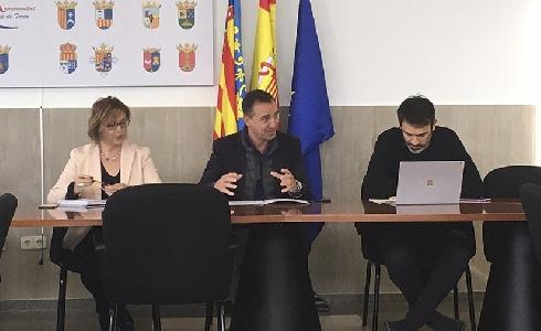 El Consorcio Valencia Interior se reúne con los municipios del Camp de Túria para abordar la gestión de residuos