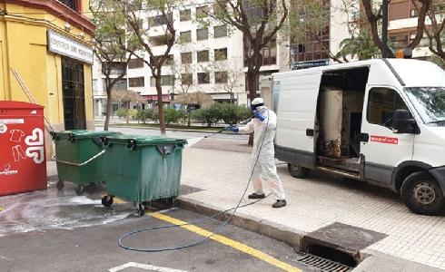 El crecimiento del reciclaje en Castellón contrasta con el descenso en la generación de residuos