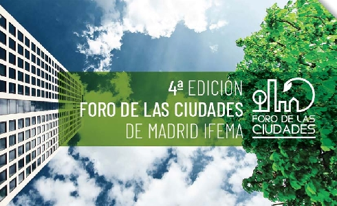 El Foro de las Ciudades de Madrid aplaza su cuarta edición