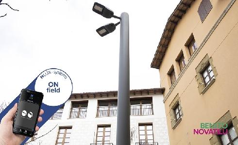 El municipio que apuesta por la eficiencia energética en su alumbrado público
