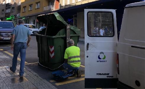 El nuevo contrato de limpieza viaria y recogida de residuos de Avilés mejora las condiciones de prestación del servicio