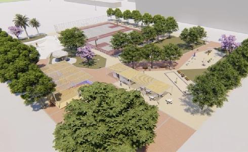 El nuevo espacio deportivo de El Cabanyal permitirá la regeneración urbana y social de la zona del Marítimo de Valencia
