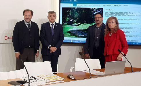 Bilbao apuesta por un mantenimiento de parques sostenible con la incorporación de maquinaria eléctrica