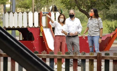 El Parque Grande José Antonio Labordeta de Zaragoza estrenará un nuevo pump-track y zona de juegos infantiles
