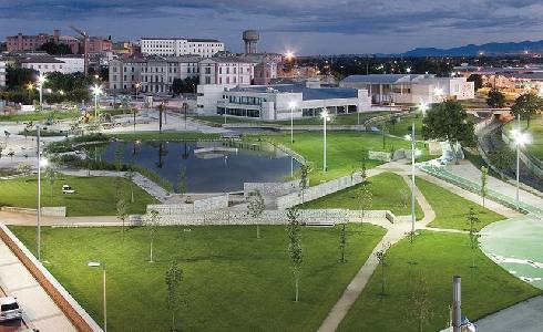 El Parque Universidad de Huesca revalida la distinción internacional 'Green Flag'