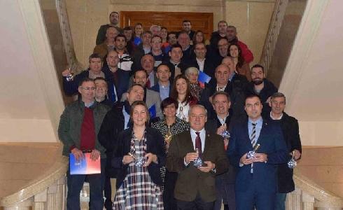 Diputación de Lugo y 38 ayuntamientos acuerdan poner en marcha el plan de ahorro energético Ilumin@
