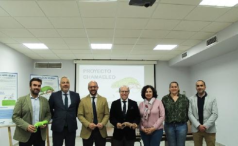 El Puerto de Santa María y FCC Medio Ambiente presentan el Proyecto Chamaeleo