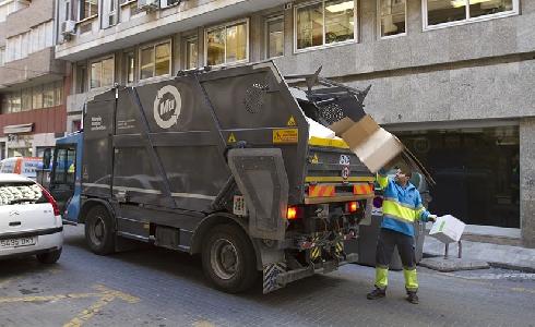 El reciclaje en el contenedor amarillo crece un 28% en la ciudad de Murcia durante el periodo de confinamiento