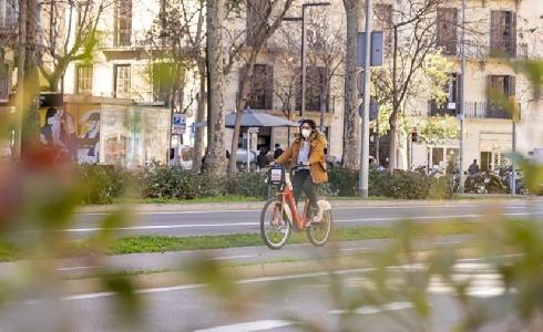 El servicio de Bicing de Barcelona reabre con medidas sanitarias para los usuarios y el personal