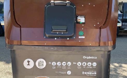 EMAYA finaliza la implantación de 270 contenedores para la materia orgánica a 31 barrios de Palma