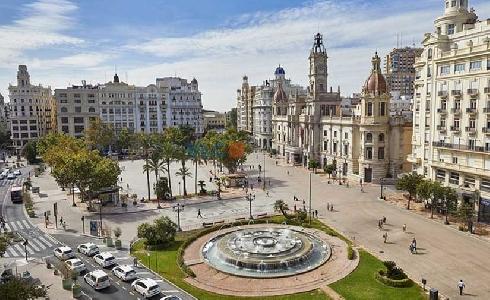 En un mes se aprobará el concurso de diseño para la futura plaza del Ayuntamiento de Valencia