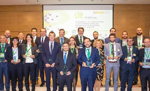 Entregados los enerTIC Awards 2019 a los proyectos más innovadores en materia de eficiencia energética y sostenibilidad