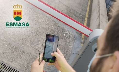 ESMASA digitaliza sus puntos limpios con la solución ACTAIS® Waste de Ecocomputer