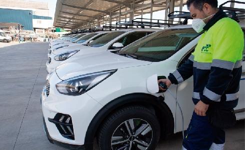 FCC Medio Ambiente apuesta por la innovación en los servicios de mantenimiento integral en Barcelona