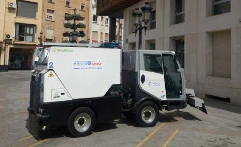 FCC Medio Ambiente se adjudica el nuevo contrato de limpieza viaria en Arnedo para los próximos diez años