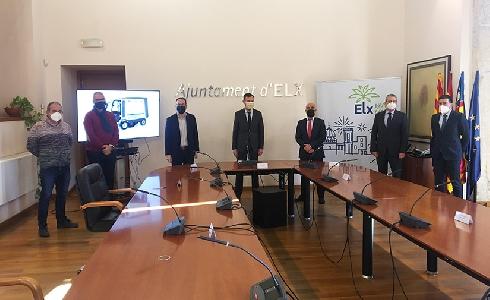 FCC Medio Ambiente se afianza en el Levante con el contrato de recogida y limpieza de Elche