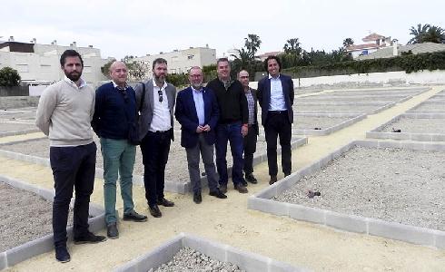 FCC Medio Ambiente y el Consorci Mare amplían el huerto urbano l'Almadrava en El Campello