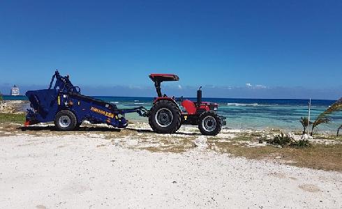 FLOZAGA GUTERH, especialistas en tecnología limpia playas