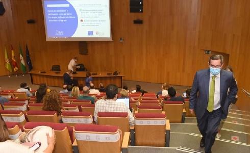 Granada pone en marcha el 80% de los proyectos EDUSI del anillo metropolitano