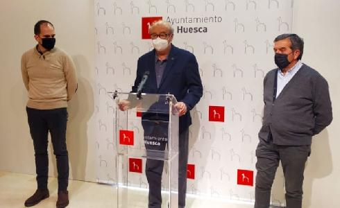 Huesca modernizará toda la maquinaria del servicio de limpieza viaria