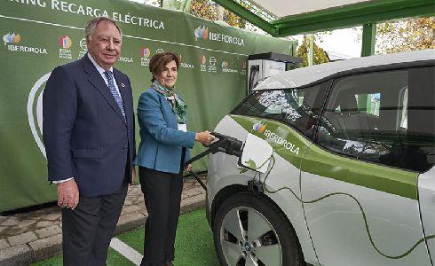 IFEMA e Iberdrola se alían para impulsar la movilidad eléctrica